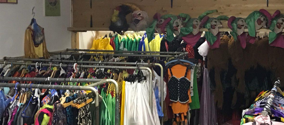 Local des costumes